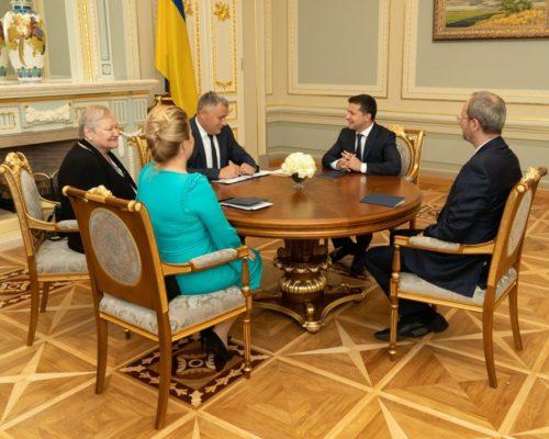 Делегації України та Словаччини обговорили питання покращення бізнес-клімату, проведення реформ та боротьби з контрабандою.