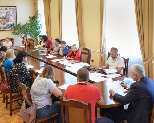Громадські організації отримають по 30 тисяч гривень з обласного бюджету.