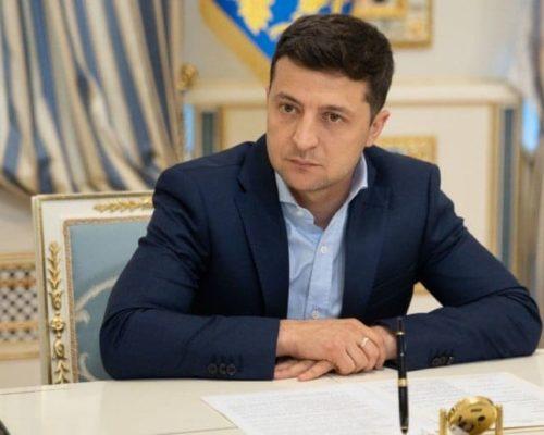 Володимир Зеленський ініціює запровадження дворічного мораторію на перевірки ФОПів.