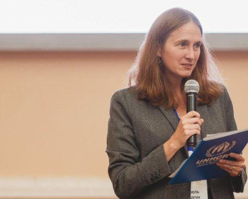 У Харкові пройшов Форум «Міста солідарності» з питань житла для переселенців.