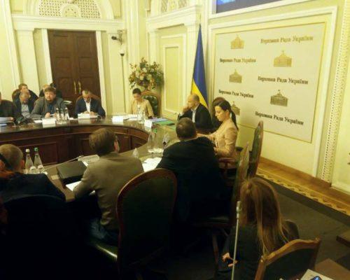 Комітет з питань здоров'я нації, медичної допомоги та медичного страхування провів круглий стіл щодо перспектив запровадження трансплантації в Україні.