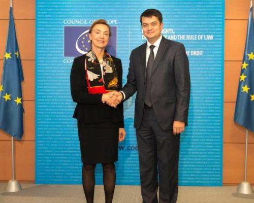 Україна готова до діалогу, але не готова до компромісів щодо територіальної цілісності.