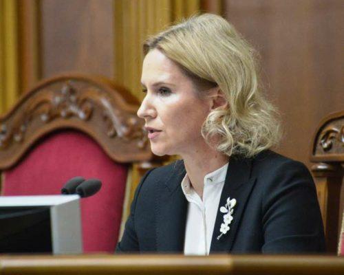 Головною причиною нападів на українських журналістів є безкарність, – Заступниця Голови Верховної Ради Олена Кондратюк.