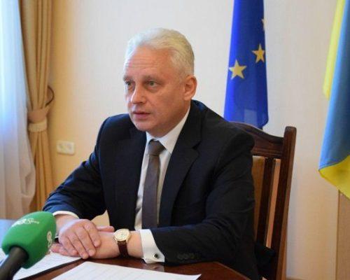Перший заступник голови Кіровоградської облдержадміністрації Коваленко С звільняється.