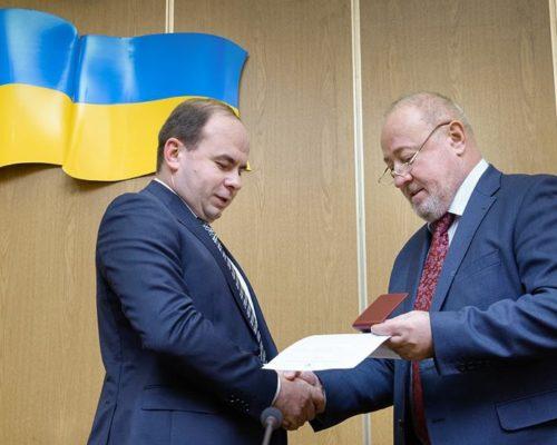 23 грудня, заступник Генерального прокурора Віктор Чумак представив нового керівника прокуратури Кіровоградської області Олексія Тубельця.