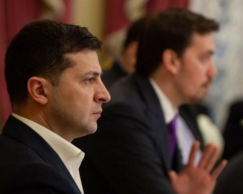 Володимир Зеленський: Щоб реалізувати житлові програми для ветеранів і внутрішньо переміщених осіб, потрібна координація зусиль влади.