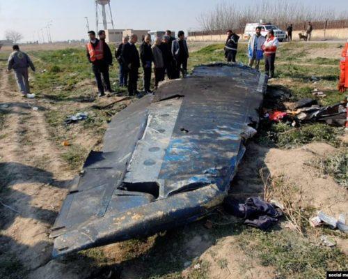 Іран визнає, що збив український літак.