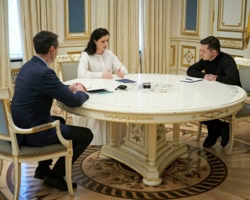 Президент заслухав міністра охорони здоров'я щодо ситуації з коронавірусом з Китаю та закликав покращити інформування громадян.