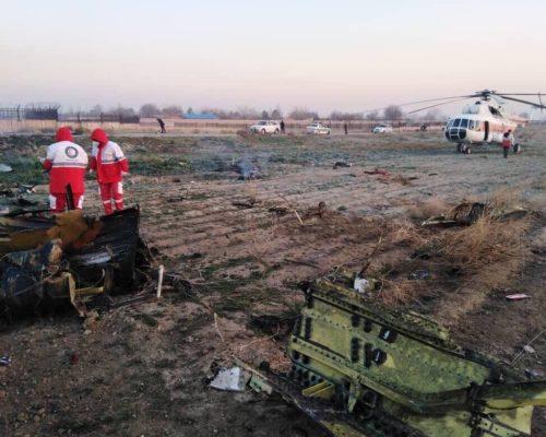 МЗС: авіакатастрофа літака під Тегераном – не теракт.