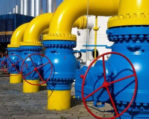 Українська ГТС транспортувала перші кубометри газу в ЄС за новим контрактом з Газпромом.