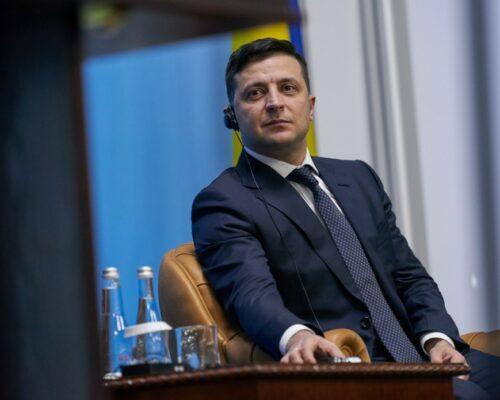 Україна стає стабільним і зрозумілим ринком потенційно великих можливостей – Володимир Зеленський.