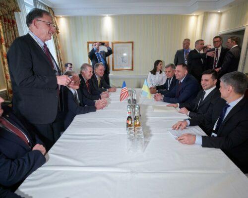 Я відчуваю дуже позитивне ставлення США до України – Президент.