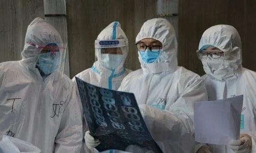 На Кіровоградщині 5 пацієнтів мають тяжку пневмонію.