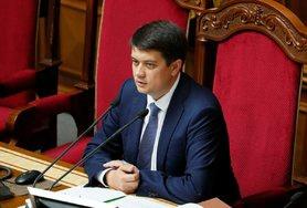 Є військові злочини, які не підлягають амністії, – Разумков про позицію Фокіна.