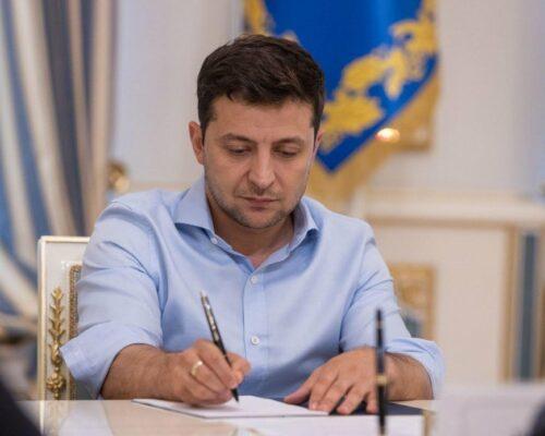 Зеленський підписав закон про відкриття ринку землі.