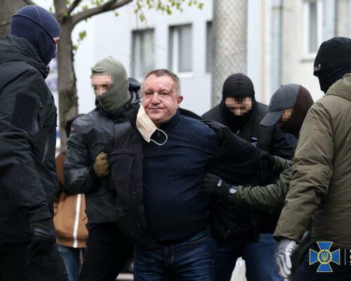 CБУ викрила генерал-майора, який працював на ФСБ РФ.