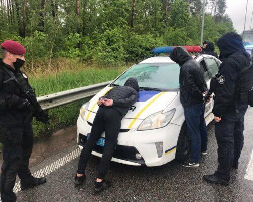 Десятьох учасників стрілянини в Броварах затримали на Вінниччині та Житомирщині.