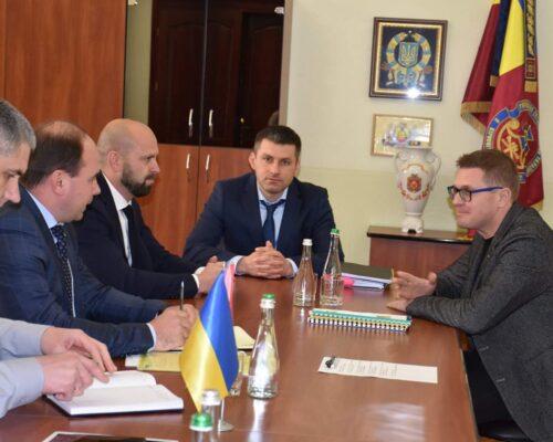Голова СБУ Іван Баканов з робочим візитом відвідав Кіровоградщину.