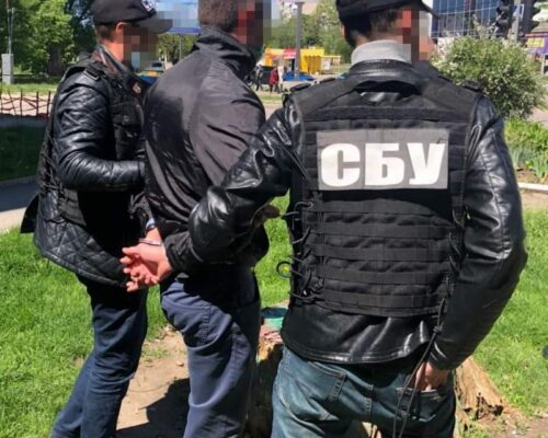 СБУ посилила безпекові заходи у столиці після подій у Луцьку.