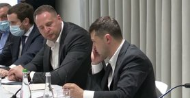 """Телефонна розмова Зеленського з керівником """"Укрексімбанку"""" – це порушення антикорупційного законодавства."""