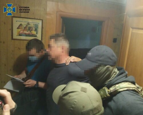 У Світлодарську контррозвідка СБУ затримала ексспівробітника міліції, який працював на ворожі спецслужби.