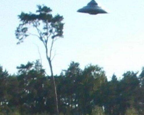 В Польше заметили НЛО: лучшее фото за последние 40 лет.