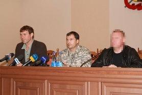 """На Луганщині затримано одного з ключових організаторів антиконституційного """"референдуму"""" про створення """"ЛНР"""", – СБУ."""