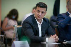 Зеленський вірить у стійке припинення вогню на Донбасі з 27 липня.