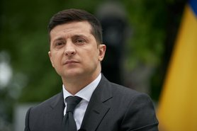 Зеленський і Путін поспілкувалися по телефону, обговорювали перемир'я на Донбасі.