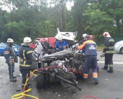 Повідомлено про підозру водію, який скоїв ДТП із 4 загиблими під Києвом.