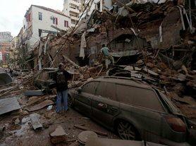 Вибух у Бейруті: кількість жертв зросла до 78 осіб, близько 4 тис. поранені, багато зникли безвісти.