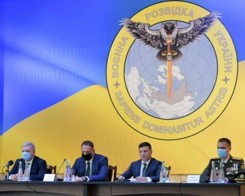 Воєнна розвідка України має посилити стратегічну й оперативну роботу – Глава держави.