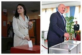 ЦВК Білорусі оголосила остаточні підсумки виборів.