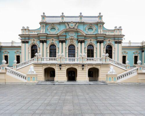 Резиденція Президента у Маріїнському палаці відкривається для екскурсій з 4 вересня.