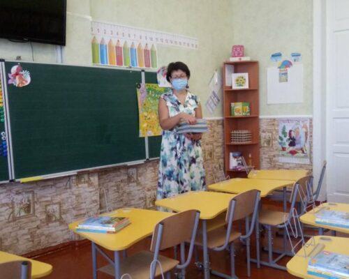 У Кіровоградській області сім закладів освіти частково працюють у дистанційному режимі.