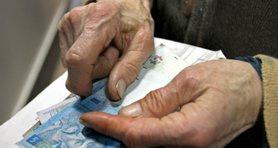 """Грошей на виплату пенсій до кінця року може не вистачити, – """"слуга народу"""" Третьякова."""