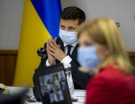 Сьогодні незмінний курс до ЄС ще актуальніший для України, ніж раніше, – Зеленський.
