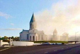 Президент Азербайджану Ільхам Алієв у неділю заявив про взяття міста Шуша в Нагірному Карабасі азербайджанською армією.