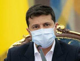 У президента України Володимира Зеленського виявили коронавірус.