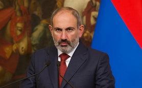 Вірменія підписала капітуляцію.