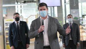 Федоров розповів, хто отримає по вісім тисяч гривень COVID-допомоги: Загальний обсяг виплат становитиме 10 млрд грн.