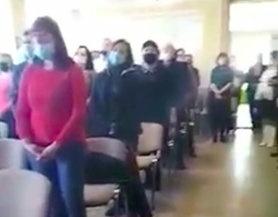 СБУ взялася за закарпатських депутатів, які співали гімн Угорщини.