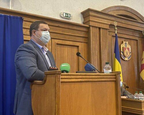 Головою Кіровоградської обласної ради обрали .
