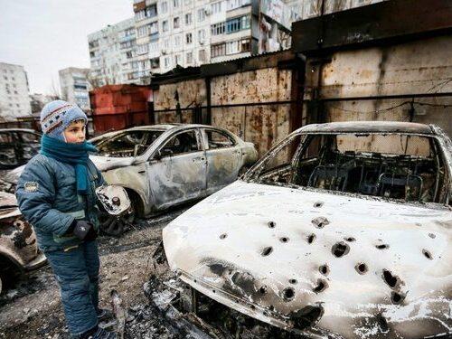 """Шість років тому терористи РФ обстріляли з """"Градів"""" Маріуполь."""