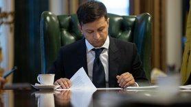 Зеленський підписав указ про притягнення до відповідальності винних у невиконанні рішень РНБО.