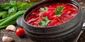 Українська національна страва – борщ – виявилася в списку 20 найсмачніших супів у світі.