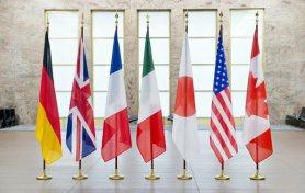 Закликаємо Росію припинити провокації біля кордонів України- заява G7.