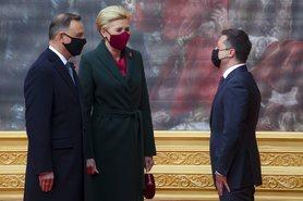 Президент Володимир Зеленський переконаний, що країнам Євросоюзу варто бачити Україну як повноправного партнера в ЄС.