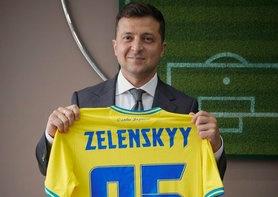 В Офісі Президента вважають абсолютно правильними написи на формі українських футболістів до Євро-2020.