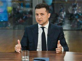 Президент Володимир Зеленський ввів у дію рішення Ради нацбезпеки та оборони про введення санкцій проти банків із РФ.